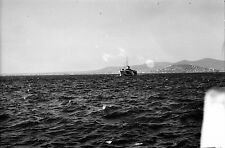 TURQUIE c.1960 - Bateau  Dardanelles Mer de Mamara  - Négatif 8,5 x 6 - Tur 31