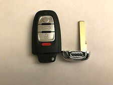 OEM Audi  Smart Key Transmitter Remote 8K0 959 754 B UNLOCKED~UNCUT 4 Button