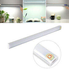 New Adjustable Brightness 21 LED Bar Light Lamp #A Touch Switch Kitchen Wardrobe