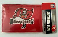 NFL Tampa Bay Buccaneers Antenna Flag, NEW