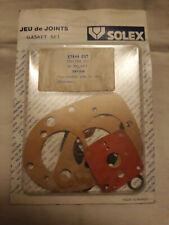 jeu de joints carburateur ref 57844037 SOLEX 40 PAI / RAIP SAVIEM RENAULT RVI
