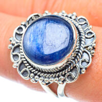 Kyanite 925 Sterling Silver Ring Size 8.75 Ana Co Jewelry R56052F