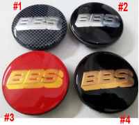 For BBS tire caps Emblem Racing Alloy wheel CENTER HUB CAP Carbon Fiber caps70mm