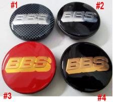 For BBS tire caps Emblem Racing Alloy wheel CENTER HUB CAP Carbon Fiber caps70mm
