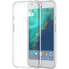 "Clr TPU Candy Cover Carrying Case GOOGLE Verizon Pixel Phone HTC Nexus S1 (5.0"")"