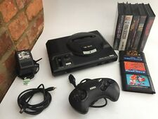 Sega Megadrive 1 console With Games Bundle - Good Condition - Free Pp