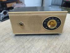 Vintage Admiral Deluxe Tube Radio Model Y3019A
