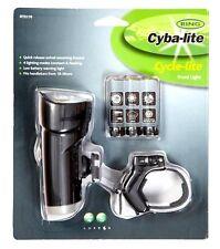 Ring vorne Weiß Fahrrad Licht Luxeon LED Superhellen Ring Cyba-Lite rt5176