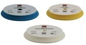 "Rupes ultra high performance d-a foam polishing pads 5"" 3pk"