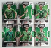 2018 Panini Prizm World Cup Soccer Mexico Team - Pick Your Card