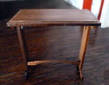 Lovely Artist Made TABLE from NAME CONFERENCE 1:12 Dollhouse Miniature