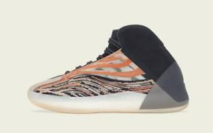 Adidas Yeezy Quantum Flash Orange 5-14 GW5314 Basketball Shoes