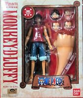 S.H.Figuarts One Piece Monkey D. Luffy Action Figure Bandai from japan F/S