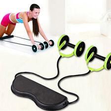 Abdominal Exercise Training Roller Wheel Gym Fitness Machine Body Strength