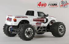 FG Modellsport Monster Truck WB535 4WD RTR white 26 ccm # 24000R