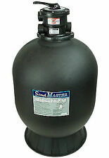 Hayward Sand Master Filter Tank with Valve Swimming Pool 19in.