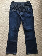 Citizens of Humanity Belly Panel Bootcut Maternity Jeans Size 32 x 30