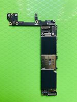 IC Locked apple iphone 6s 32GB Black logic board for parts only,