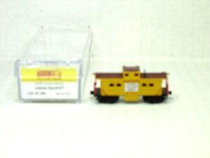 MICRO-TRAINS LINE Z SCALE CENTER CUPOLA CABOOSE UNION PACIFIC 53500480