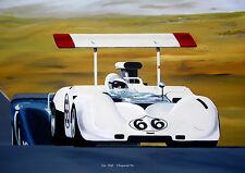 """JIM Hall Chaparral 2 G A3 12""""x17"""" POSTER"""