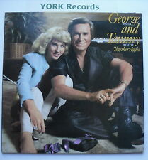 GEORGE JONES & TAMMY WYNETTE - Together Again - Ex Con LP Record Epic EPC 84626