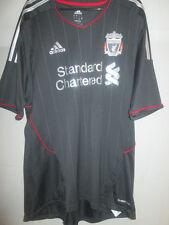 Liverpool 2009-2010 Away Football Shirt Size Large /20793