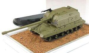 1:72 Soviet self-propelled artillery 2S19 MSTA-S №48 series Russian tanks