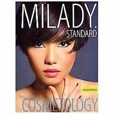 Haircutting For Milady Standard Cosmetology 2012 - Milady
