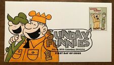Beetle Bailey 2010 FDC First Day Cover Hand Drawn Cachet