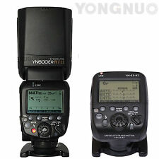 Yongnuo YN600EX-RT II + YN-E3-RT Wireless Flash Speedlite Transmiter for Canon