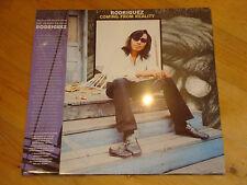 RODRIGUEZ Coming from Reality Audiophile LITA 180g LP NEW SEALED