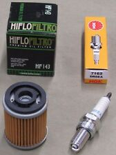 2000 Yamaha TTR225 Tune Up Kit - Oil Filter & Spark Plug 00-04 TTR 225 T1