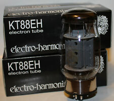 Matched Quad of Electro Harmonix KT88 tubes, BRAND NEW