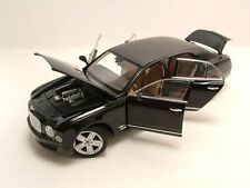 RASTAR Bentley Mulsanne Glossy Black Color 1:18*New!