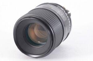 """APP Mint"" Tamron SP 90mm F/2.5 Macro MF For Nikon Ai 52BB Lens w/ Filter  #6313"