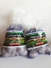 (4LBS) Gilroy's Finest Christopher Ranch Calif Grown Fresh Garlic Pack 03/2021
