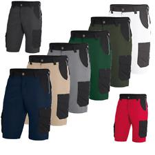 FHB Arbeitsshorts THEO Bermuda Twill Arbeitshose Workwear Shorts 130530