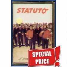 """STATUTO """" E' TORNATO GARIBALDI """" MUSICASSETTA SIGILLATA   (MC K7) RARO"""