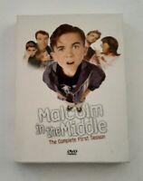 Malcolm in the Middle Season 1 DVD TV Show Bryan Cranston