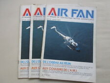 AIR FAN 29 58TH TAS LYNX MARINE FIAT G.91 AMI CANADAIR SABRE RCAF TF-104G KC-135