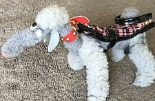 New ListingVintage Original Barbie Poodle Dog Gray, Bendable, Estate Find