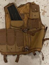 very nice Blackhawk hunting duty tactical gear vest