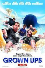 GROWN UPS - Movie Poster - Flyer - 11.5x17 - ADAM SANDLER