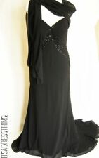 Petite Sleeveless Ballgowns without Pattern for Women