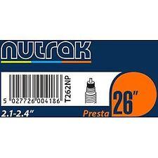 Nutrak 26 X 2.1 - 2.4 pouces prestations inner tube