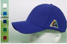 Bowls Australia Lawn Bowls Cap Pique Mesh BA Logo     5 colours available