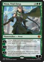 1x NISSA, VITAL FORCE  - Kaladesh - MTG - NM - Magic the Gathering