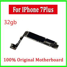 Apple Iphone 7 Plus Original Motherboard, Scheda madre,No (TouchID-Icloud), 32GB