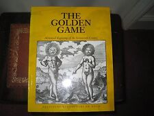 THE GOLDEN GAME ALCHEMICAL ENGRAVINGS  THE 17TH CENTURY PB STANISLAS KLOSSOWSKI