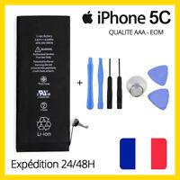 BATTERIE ORIGINALE INTERNE POUR IPHONE 5C NEUVE + OUTILS + PENTALOBE